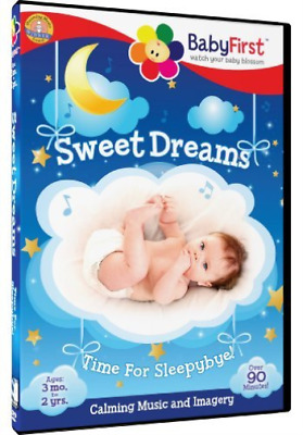 Baby First Tv:sweet Dreams Time For S Dvd New