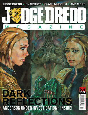 JUDGE DREDD - THE MEGAZINE - ISSUE 327 with SUPPLEMENT (2000AD) - *NEW - 2012