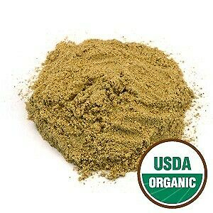 ANGELICA ROOT POWDER- Certified Organic and Kosher Certified