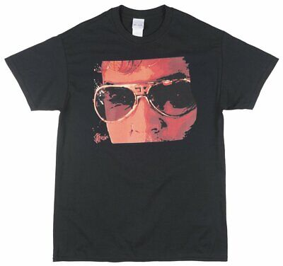 Elvis Presley Viva The King T-Shirt Mens Rock N Roll Music Tee Black