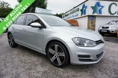 2014 Volkswagen Golf 2.0 Tdi Bmt 150 Bhp Tech Se 5Dr  ( 18 Inch Alloys )