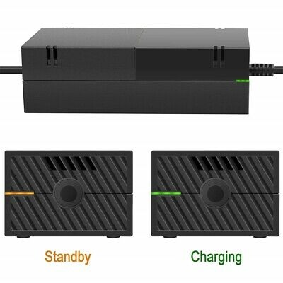 Mains Power Supply Brick AC Adapter Charger Cable for Microsoft XBOX ONE Console