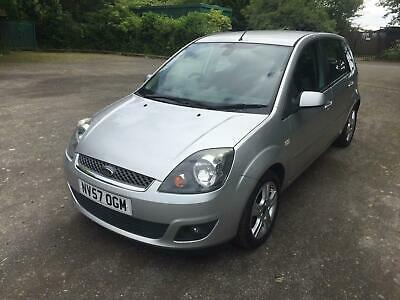 2007 Ford Fiesta 1.4 Zetec Climate 5Dr Hatch