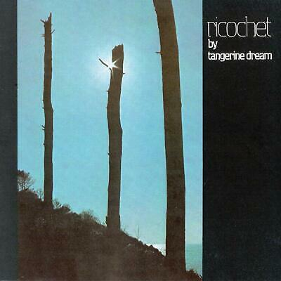 Tangerine Dream - Ricochet (Remastered 2019 + 2 Bonus Tracks) - NEW CD (sealed)