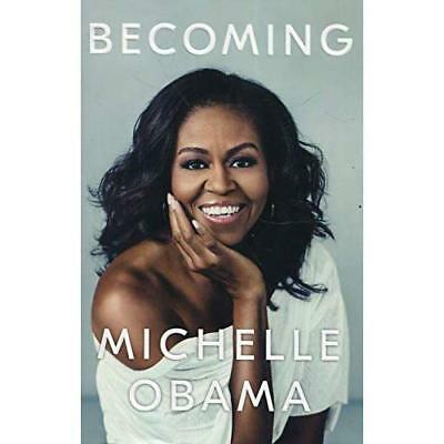 Becoming by Obama, Michelle Book (Instant Delivery) 🔰