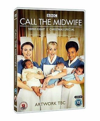 Call the Midwife [ The Complete Series 8 ] - DVD - [ UK Region 2 ]
