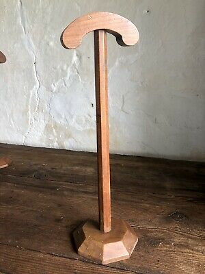 Antique French Walnut Hat Stand c1900 (2nd of a pair)