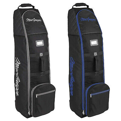 MacGregor VIP Deluxe Wheeled Travel Cover XL Golf Bag Padded Flight Protector