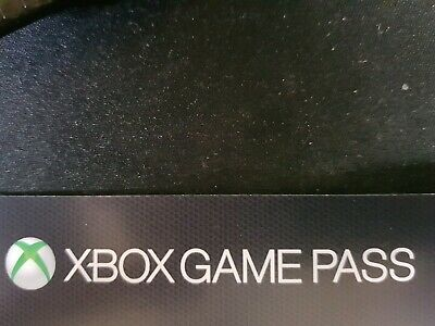 Xbox game pass 1 month *new accounts only* Trial Subscription