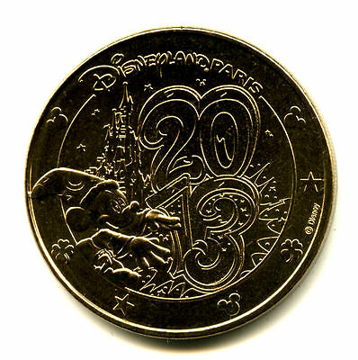 77 DISNEY 2013, 2013, Monnaie de Paris