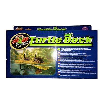 Zoo Med Turtle Dock Large 46x23cm - Turtle Dock Turtles Frogs