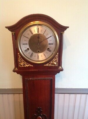 Antique Granddaughter Clock