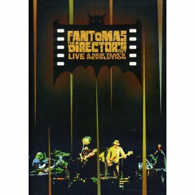 Fantomas: The Director's Cut Live   A New Year's Revolution [Dvd] [2008]  Dvd