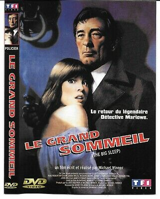 Rare Dvd Le Grand Sommeil Avec Robert Mitchum Comme Neuf