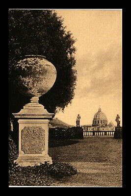 Dr Jim Stamps Villa Dorie Pamphily Rome Italy View Postcard