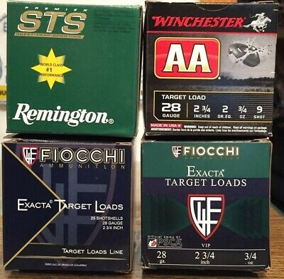 LOT OF 49 Shotgun Shell Ammo Boxes Winchester Federal