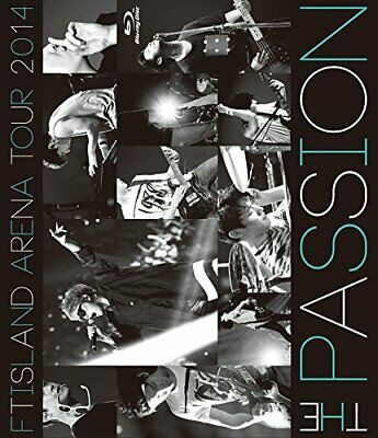 New Arena Tour 2014-The Passion- [Blu-Ray]