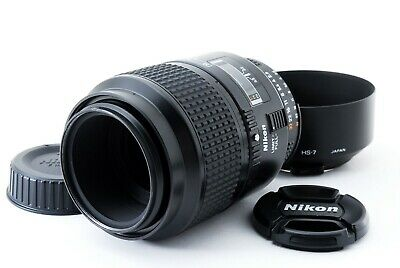 *APP N.MINT*AS-IS Nikon AF MICRO NIKKOR 105mm F/2.8 D Macro Lens From Japan #124