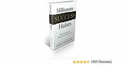 Book Millionaire's Success Habits Digital PDF Resell Rights