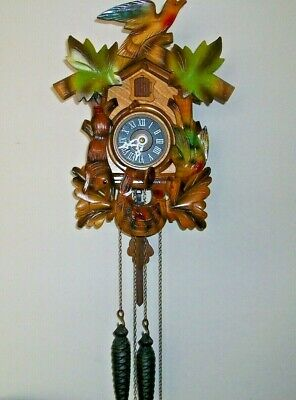 Black Forest Cuckoo Clock 1 Day Serviced.