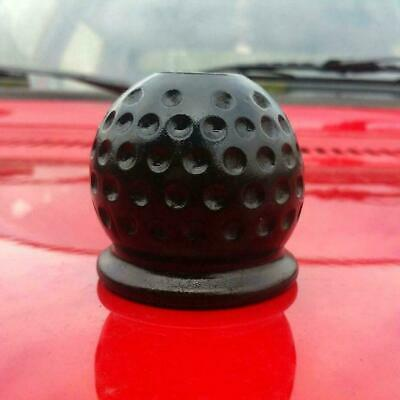 Universal 50mm Tow Ball Cover Cap Towing Hitch Caravan Trailer Protect B9F8 Y1C6