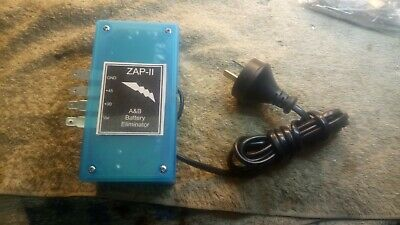 ZAP-2 A&B battery eliminator KIT for use with early valve radio or small preamp