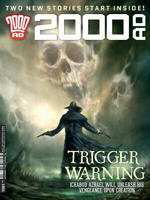2000AD ft JUDGE DREDD - PROGS 1901 to 2000 - 100 Issues - 2014/2016 - NEW!!