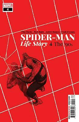 Spider-man Life Story #4 - Bagged and Boarded