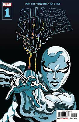 Silver Surfer Black #1 - Bagged and Boarded