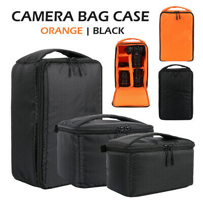 Large Camera Case Carry Bag Waterproof For Canon Nikon Sony DSLR SLR Lens Cover