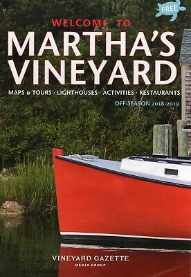 Welcome To Martha's Vineyard Guide Off Season 2018 - 2019