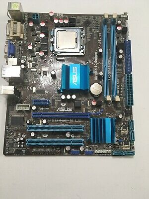 Download Drivers: Asus P5G41T-M LE Motherboard