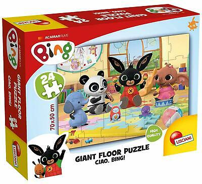 161417 Bing 74716 Giant Floor 24 Ciao Puzzle, Multicolore B07LFJ49VB ww ship