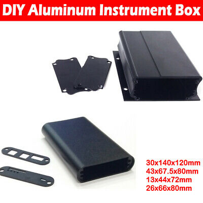 Aluminum Enclosure Box Case Project Electronic For PCB Board DIY