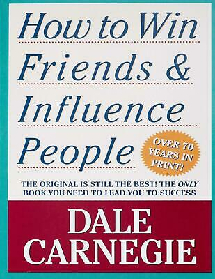 How to Win Friends and Influence People - Dale Carnegie (E-B0K&AUDI0||E-MAILED)