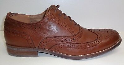 e5f72c07ef6 NIB STEVE MADDEN Men's Candyd Leather Lace Up Wingtip Dress Shoes in ...
