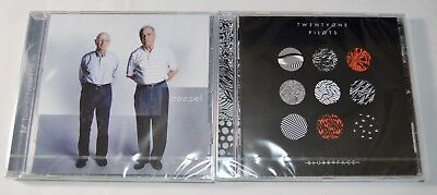 Twenty One Pilots 21 - NEW 2 CD SET - Vessel  AND Blurryface