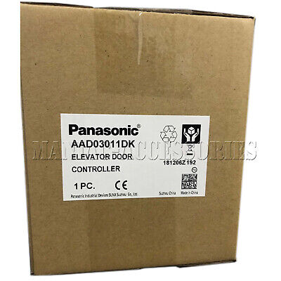 1PC PANASONIC AAD03011DK 200V//0.4KW Brand New In Box #RS02