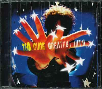 "THE CURE ""Greatest Hits"" CD"