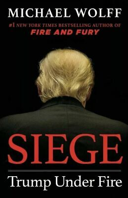 Siege Trump Under Fire by Michael Wolff 🔥 📱 EB00K 💣 Fast Delievery ⚡🔒