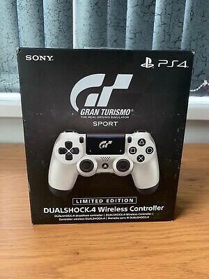 Sealed Sony Playstation Dualshock 4 Wireless Controller Gran Turismo Sport Ps4