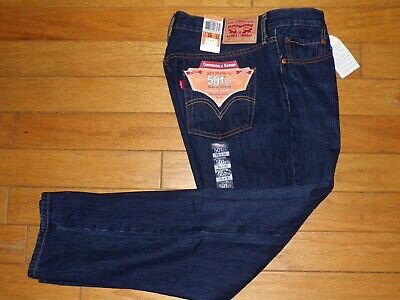 65b3466f67c New Levi Levis 501 Ct Tapered Leg Women's Button Fly Jeans Size 29 Nwt