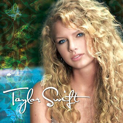 Taylor Swift - Self Titled Debut 2009 - NEW CD (sealed)