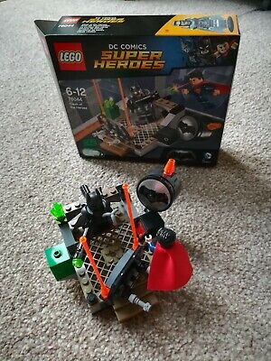 Lego DC Super Heroes - Clash Of The Heroes 76044