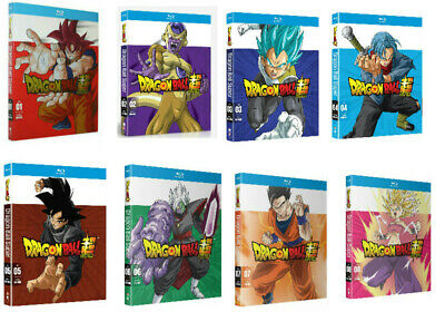 Pick 7 Dragon Ball Super: Blu-ray Complete Series Part 1-7 1,2,3,4,5,6 7
