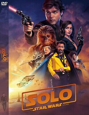 SOLO (Star Wars Story) DVD