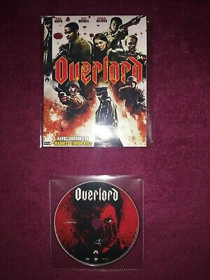 Overlord (2019) DVD