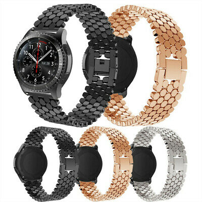 Recambio Correa Reloj Pulsera Acero inoxidable Para Samsung Galaxy Watch 46mm