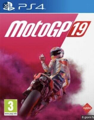 Moto GP 19 PS4 VERSIONE DIGITALE IN ITALIANO