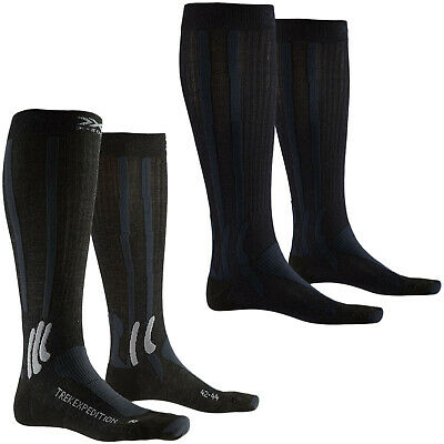 X-Socks Trek Expedition Trekkingsocken Unisex Funktion Outdoor Wandersocken